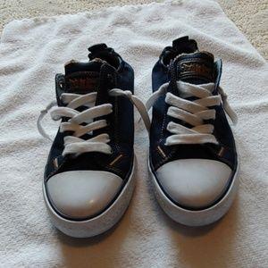 Levi's Denim Sneaker (slip on/no tie)